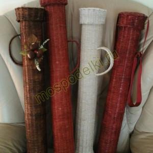 Чехол-тубус для шампуров
