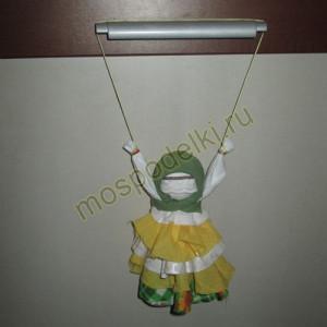 Кукла оберег Желанница