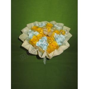 Солнышко из мыла (25 роз)