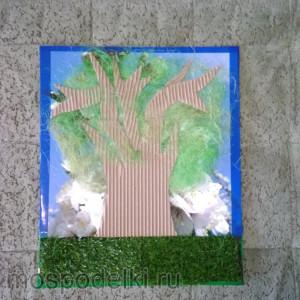 Как изготовить семейное дерево