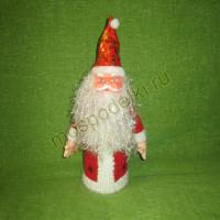Дед Мороз - чехол на бутылку